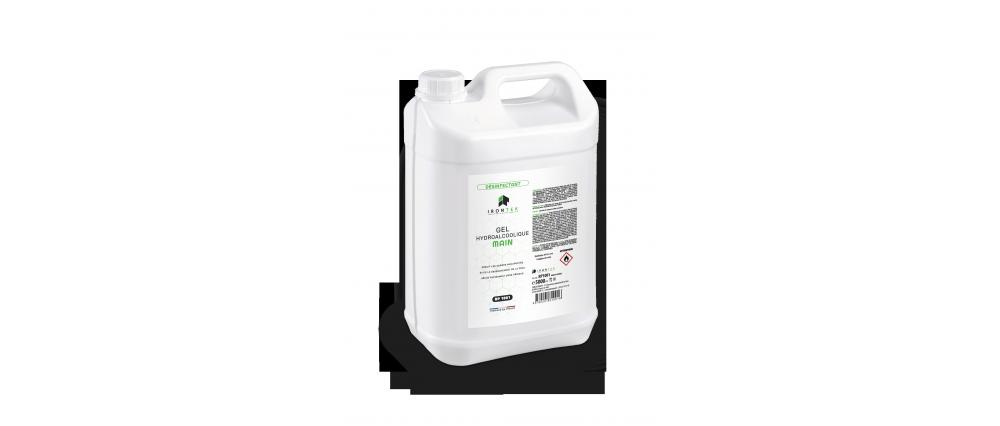 SOLUTION  hydro-alcoolique en Bidon de 20 Litres